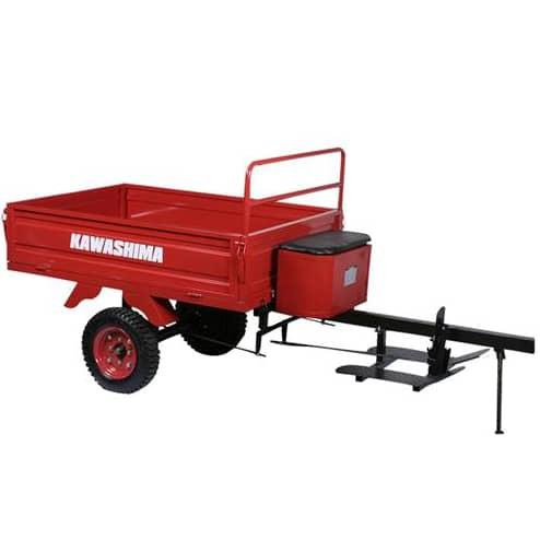 Carreta Agrícola Para Motocultivador TC300-B