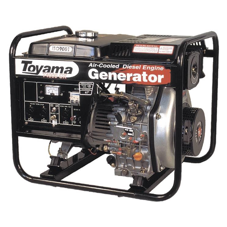 Gerador a Diesel Toyama